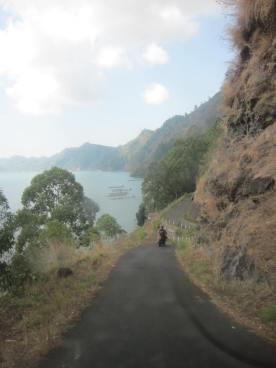 On the way to Kintamani